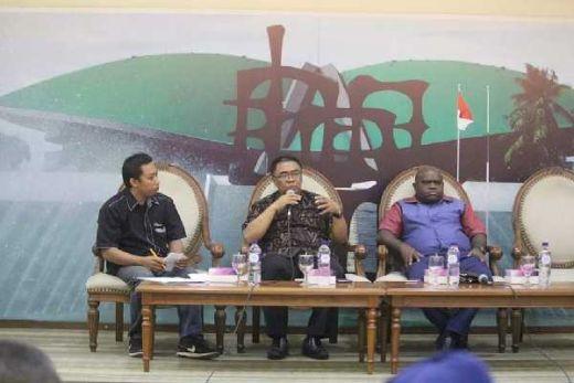 Ketua Komnas HAM Natalius Pigai: Jokowi Harus Hentikan Kegaduhan Nasional