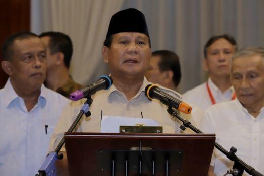 Takut Terjadi Fitnah, Prabowo ke Pendukung: Tak Perlu Hadir ke MK