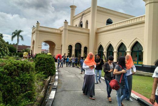 Masih Nunggu Rekap dari 12 Kabupaten/Kota, Dispar Belum Tahu Pasti Jumlah Kunjungan Wisman ke Riau