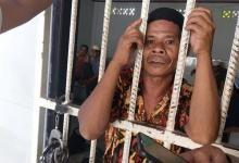 7 Bulan Mendekam di Penjara, Bongku Petani Ubi Korban Kriminalisasi PT Arara Abadi Akhinya Bebas