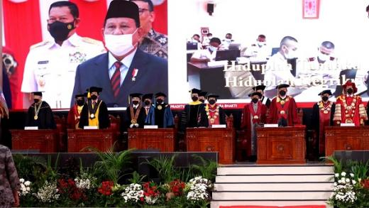 Soal Sinyal 2024, Hasto: Masa Bu Mega Sebut Pak Prabowo itu Musuh?