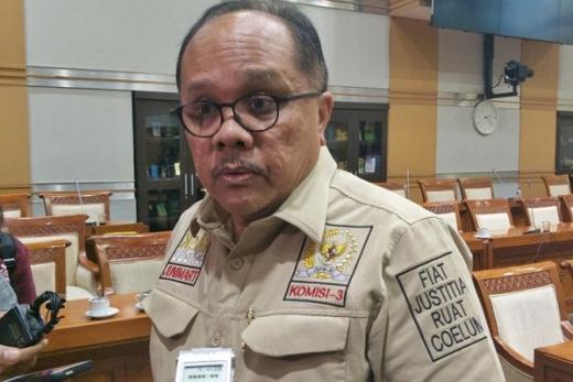 Mafia Tanah di Proyek Pembangunan Mengganas, Junimart: Tidak Boleh Begitu Bos! Kasihan Bapak Jokowi