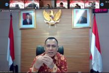 Kemendagri dan KPK Bekali Kepala Daerah Jebolan Pilkada 2020 Mental Anti Korupsi