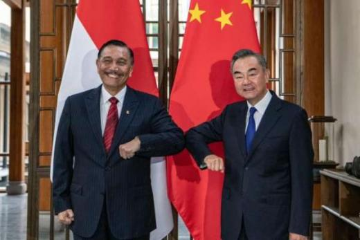 GoRiau - Puji Bangsa China, Luhut Binsar: Mereka Cepat Maju, Kita Malah  Mandek