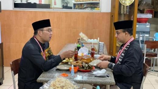 Dasco: Anies Baswedan dan Ridwan Kamil Mau Ngapain Itu Sah-Sah Saja