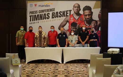 Timnas Basket Indonesia Tak Mau Pulang Kecewa dari Filipina