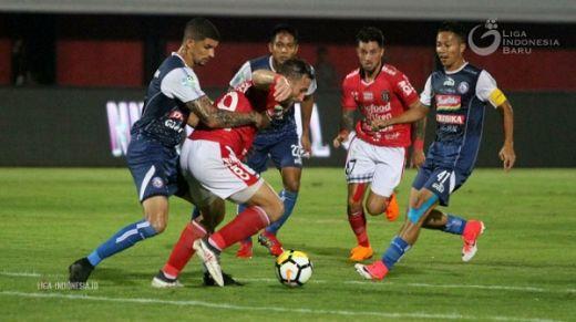 Bali United Patok Kemenangan, PSM Tetap Waspada