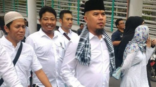 Kata Ahmad Dhani, Islam Nusantara Diduga Sekte Mendukung Jokowi 2 Periode