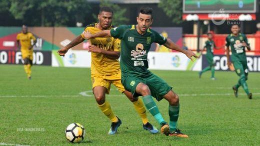 Drama Enam Gol, Bhayangkara dan Persebaya Berbagi Poin