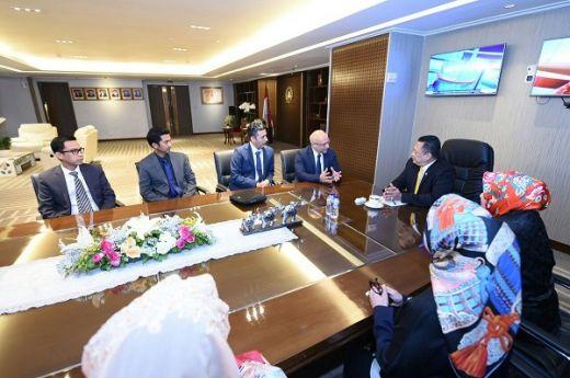 Kondusifitas dan Perdamaian di Irak, Bamsoet: Indonesia Harus Ambil Peluang Kerjasama Dibidang Konstruksi