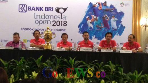 Ketatnya Persaingan di Indonesia Open 2018 Dimanfaatkan Jadi Ajang Uji Coba Timnas Golf Asian Games 2018