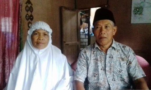Perjuangan Penarik Becak dan Istri asal Sumbar Akhirnya Bisa Berangkat Haji Tahun Ini