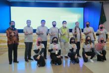 Dukung Startup Buatan Budak Melayu, Gubernur Syamsuar Resmi Launching JualBuy.com