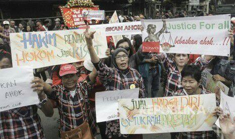 Hanta Yudha: Pendukung Ahok Kecewa Jokowi Pilih Pak Maruf Amin