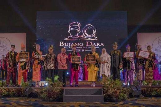 Habib Hamidi Kep Meranti dan Bimbi Ashika Bengkalis, Berhasil Sabet Gelar Bujang dan Riau 2018