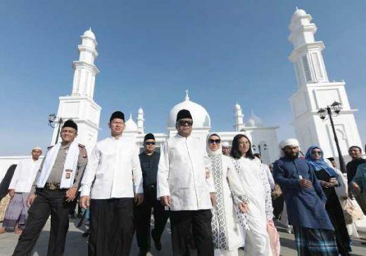 Idul Adha 2019, Ketua DPD RI: Saatnya Masyarakat Indonesia Bersatu