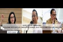 Tiga Kementerian Terbitkan SKB untuk Percepat Pemutakhiran DTKS