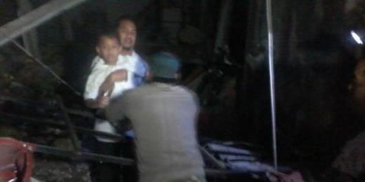 Ratusan Tabung Gas Berserakan di Lokasi Ledakan Makassar, Dua Bocah dan Seorang Perempuan Berhasil Dievakuasi