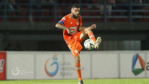 Diego Michels Pulih, Pertahanan Borneo FC Makin Kokoh