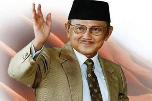 Innalillahi, Presiden RI ke-3 BJ Habibie Tutup Usia
