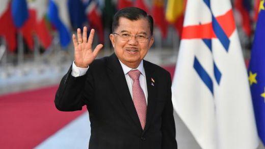 Setuju Revisi UU KPK, Wapres: Tangkap Banyak Koruptor Bukan Prestasi