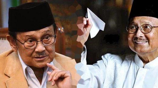 BJ Habibie Wafat, Ketua PBNU: Kita Kehilangan Sosok Negarawan dan Figur Teladan