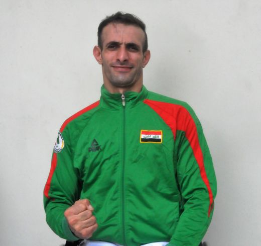 Ammar Hadi Ali, Korban Keganasan Perang Irak-Iran