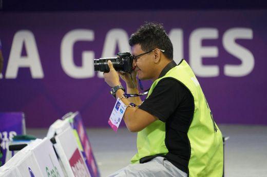 Christianto Harsadi, Fotografer Disabilitas Ikut Berperan