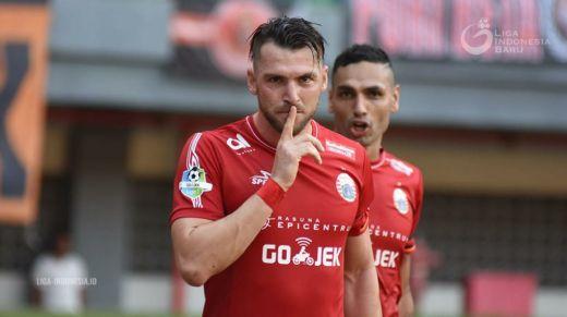 Marko Simic Senang Persija Kembali Bersaing Di Jalur Juara