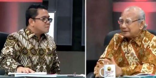 Didesak Minta Maaf, Arteria Dahlan: Kebalik Dong yang Menghina kan Prof Emil Salim