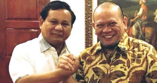 Mau Sampaikan Permohonan Maaf, La Nyalla Inging Bertemu Prabowo