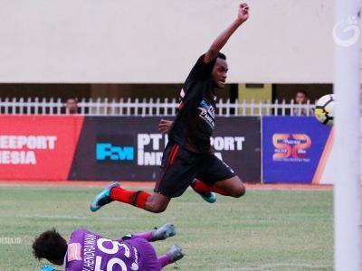 Gol Tunggal Boaz Salossa Bungkam Bali United