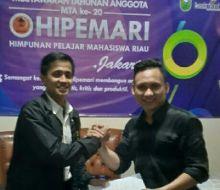 Gantikan Rizky Beradat, Rafiq Piliang Terpilih sebagai Ketua Hipemari Periode 2019-2020