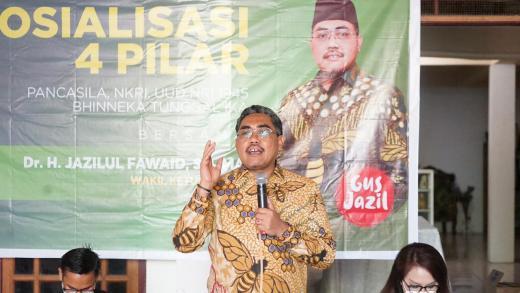 Berkat Jasa Pahlawan, Gus Jazil Sebut Indonesia Bagaikan Sepotong Surga yang Diturunkan ke Bumi