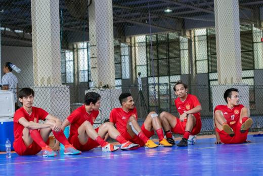 AFC Futsal Championship Ditunda, Timnas Tetap Jalani Latihan