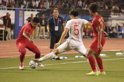 Timnas Seoakbola Indonesia Gagal Ulang Sejarah