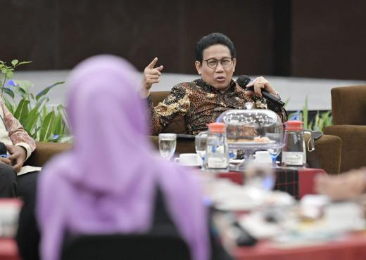 Gus Menteri: Perempuan harus Dilibatkan dalam Pembangunan Desa