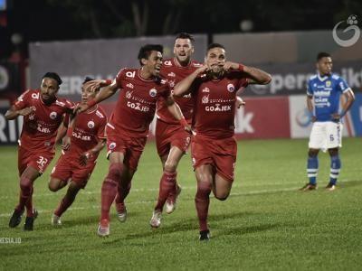 Madura United FC Dapatkan Jaimerson Xavier