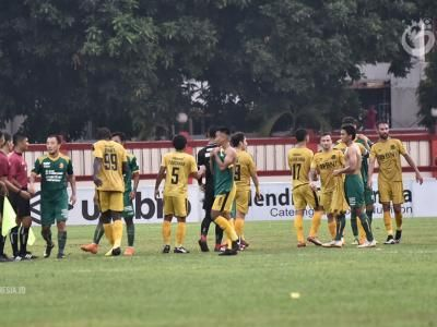 Bhayangkara FC Resmi Dapatkan Bek Arema FC