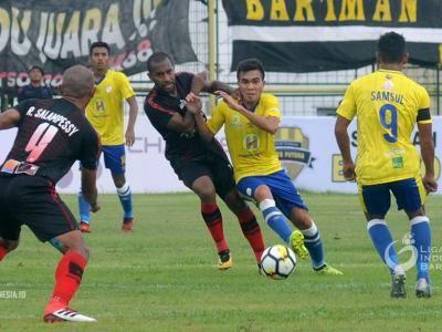 PS Barito Putera Rekrut Striker Asal Brasil