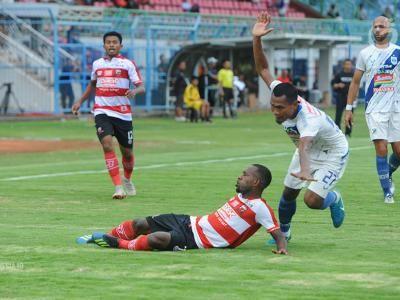 Madura United Tahan Imbang Timnas U 22