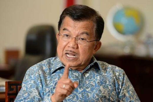Tak Sampai Rp500 Triliun, JK Sebut Kebocoran Anggaran Pemerintah Hanya 2,5 Persen
