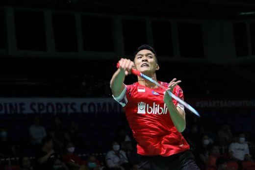 Anthony Menang, Indonesia Ungguli Korea 1-0