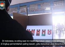 Peneliti Pilih Mail Voting ketimbang E-voting