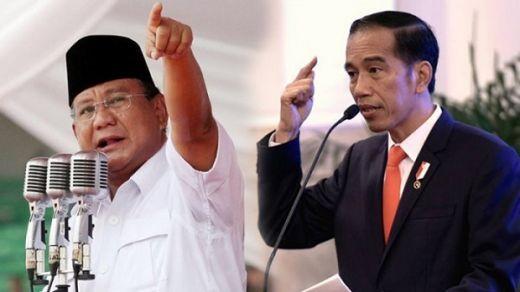 Sama-sama ke Riau, Prabowo di Pekanbaru, Jokowi ke Pelalawan