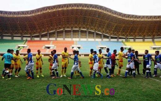 Imbang Tanpa Gol, BFC Gagal Taklukkan Lampung Sakti dalam Laga Uji Coba