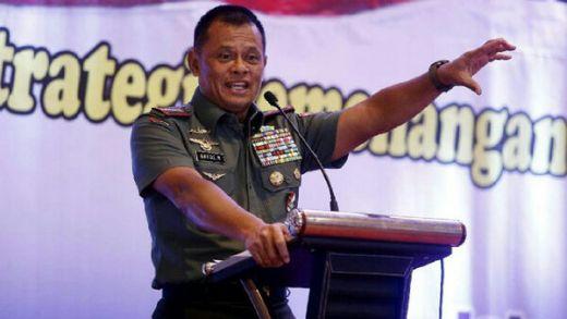 TNI Siapkan Prajurit Terbaik Kawal Penyidik KPK