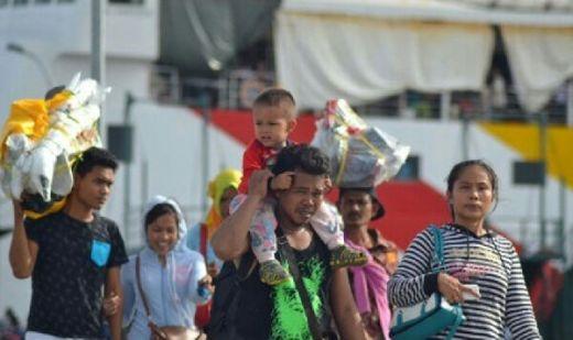 3.600 Anak TKI di Serawak Tidak Sekolah