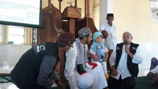 Subhanallah... Gadis Cilik Aceh Bongkar Celengan Haji untuk Bantu Palestina Melalui ACT