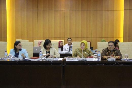 DPD RI Pantau Implementasi POJK Stimulus Dampak COVID-19